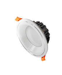 Đèn led Downlight 3 màu Happylight HPE-DR03L90/9W