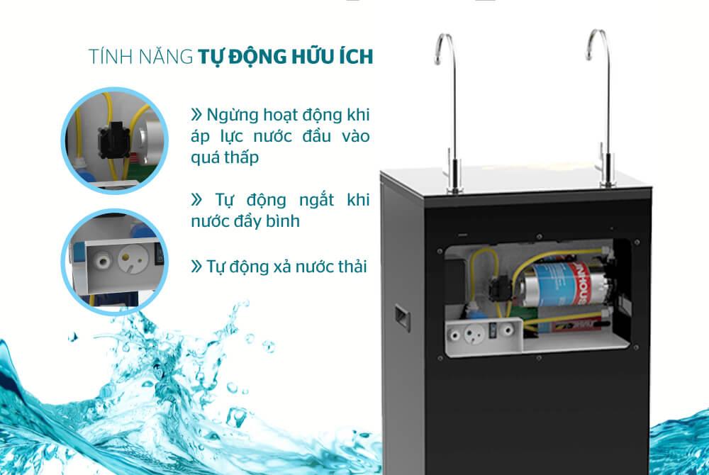 Máy lọc nước R.O 10 lõi SUNHOUSE SHA88119K 5