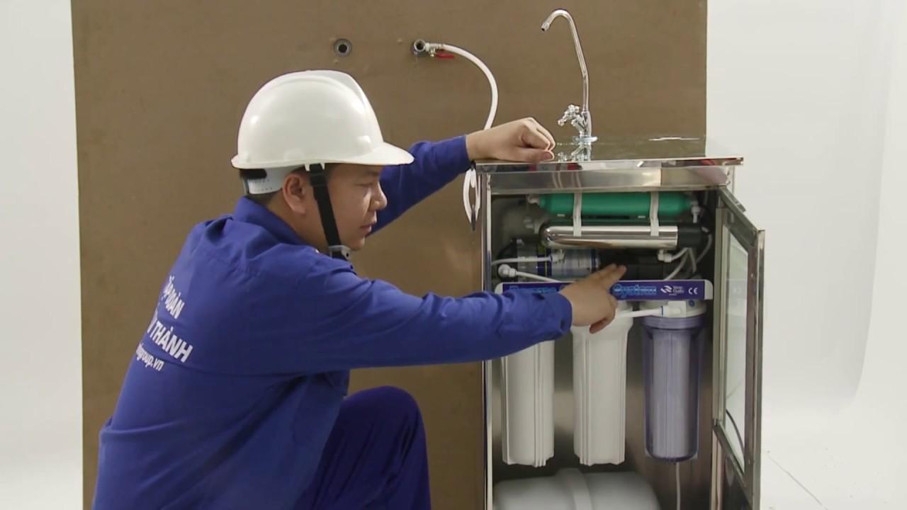 Hướng dẫn lắp máy lọc nước RO cần biết để tăng tuổi thọ sản phẩm 1
