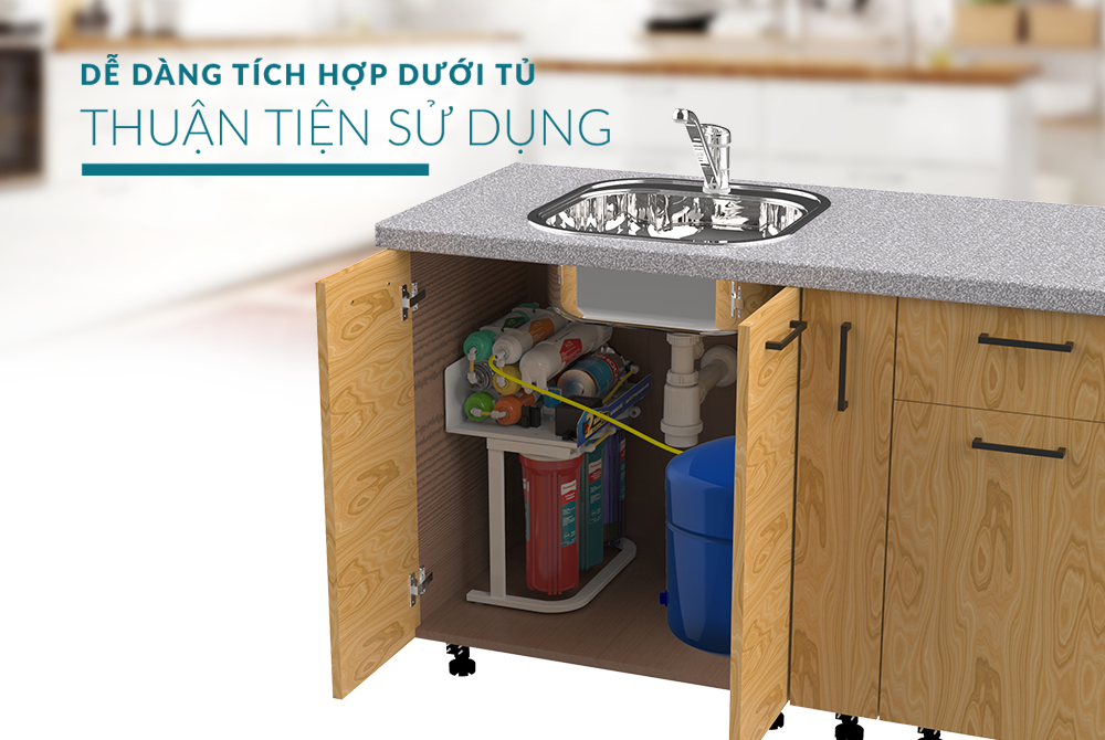 Hướng dẫn lắp máy lọc nước RO cần biết để tăng tuổi thọ sản phẩm 2