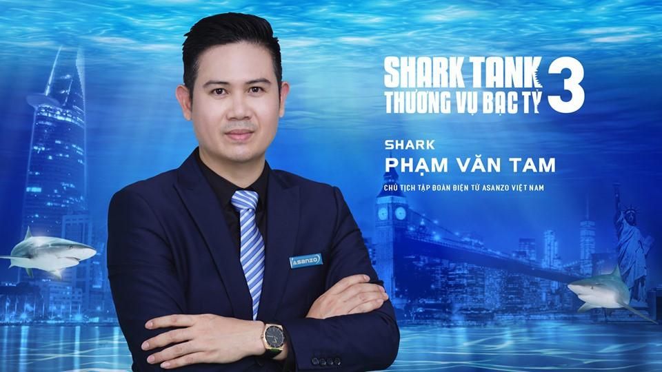 Ông chủ SUNHOUSE –Shark Phú thôi làm cá mập chương trình Shark Tank mùa 3 2
