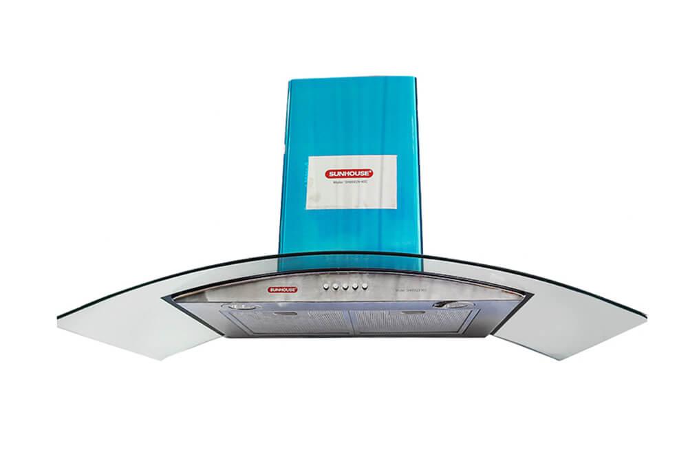 Máy hút mùi kính cong SUNHOUSE SHB6629-70C 001