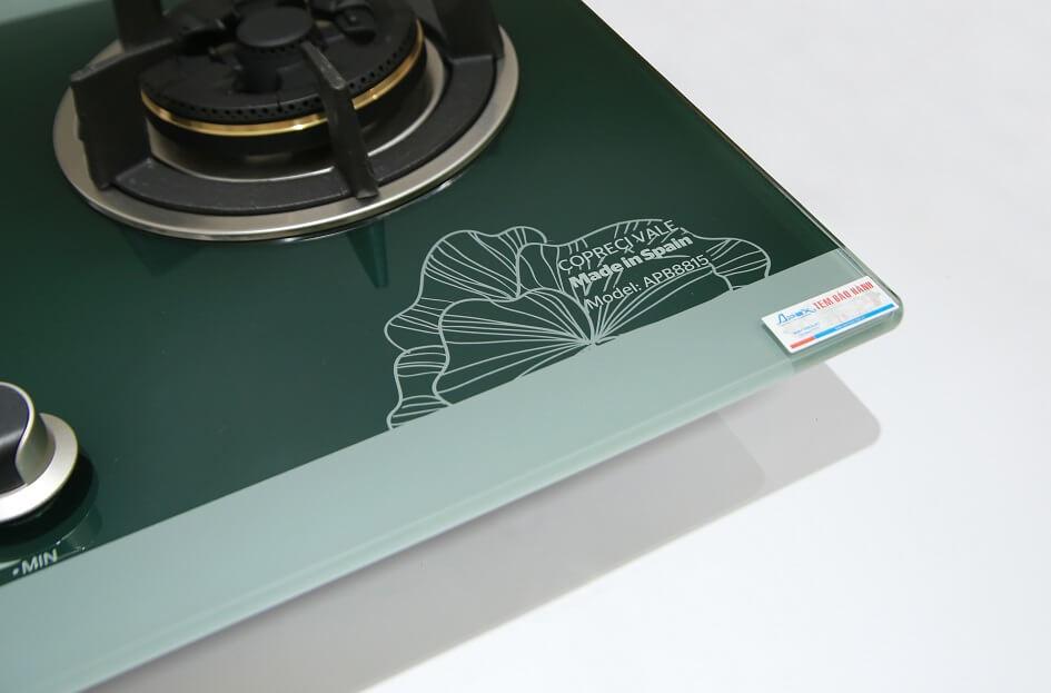 Bếp gas âm kính APEX APB8815 005