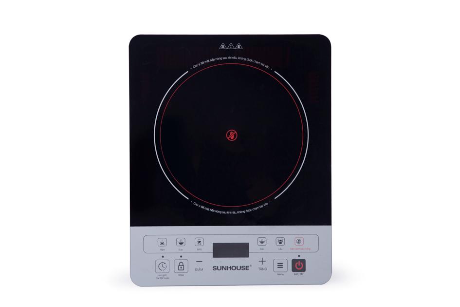 Bếp hồng ngoại cảm ứng SUNHOUSE SHD6005 002