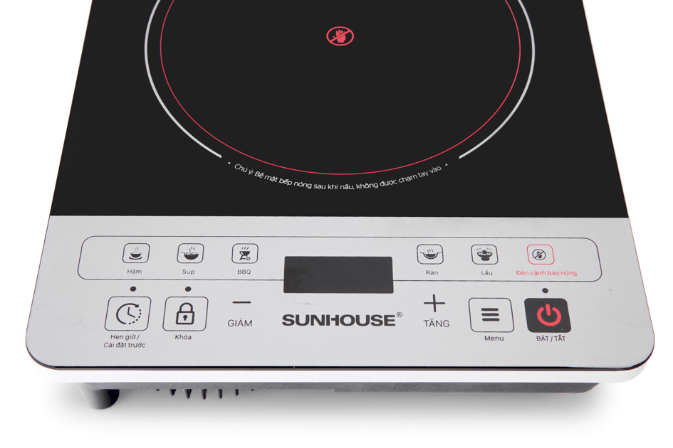 Bếp hồng ngoại cảm ứng SUNHOUSE SHD6005 003