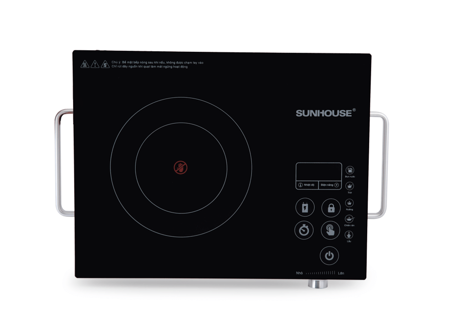 Bếp hồng ngoại cảm ứng SUNHOUSE SHD6017 003