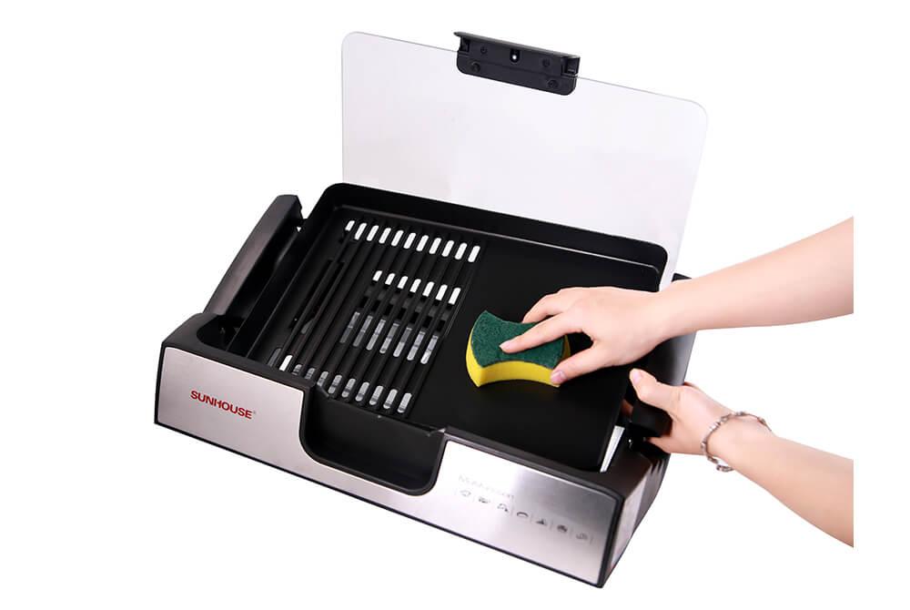 Bếp nướng điện SUNHOUSE SHD4603 008