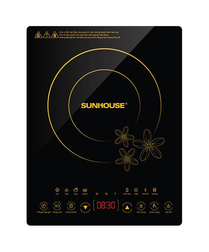 Bếp điện từ cảm ứng SUNHOUSE SHD6800 001