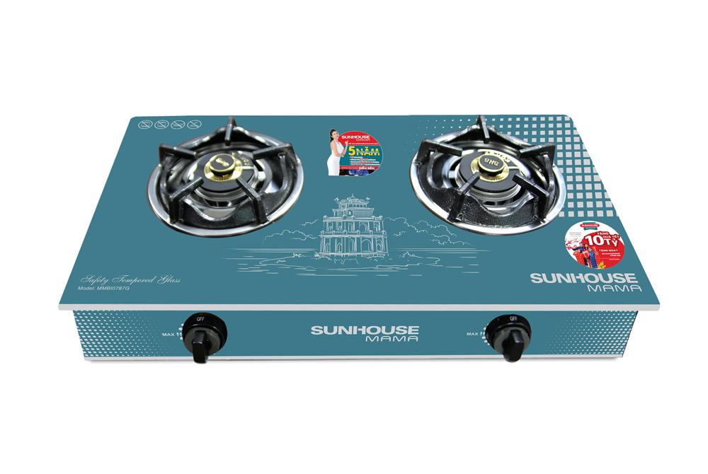 Bếp gas dương kính SUNHOUSE MAMA MMBI0787G 001