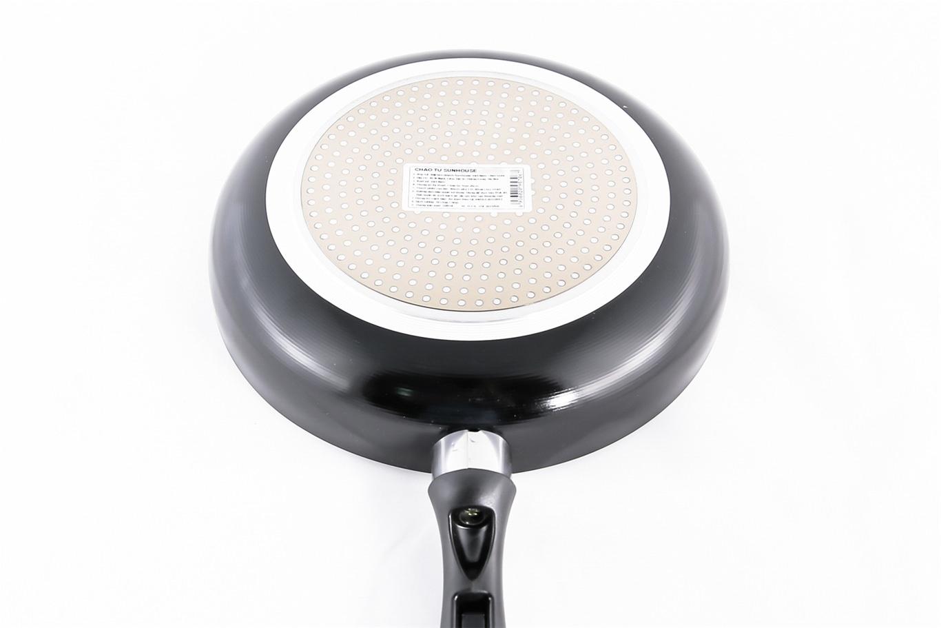 Chảo từ chống dính SUNHOUSE Magnetic Pan SHM28 005