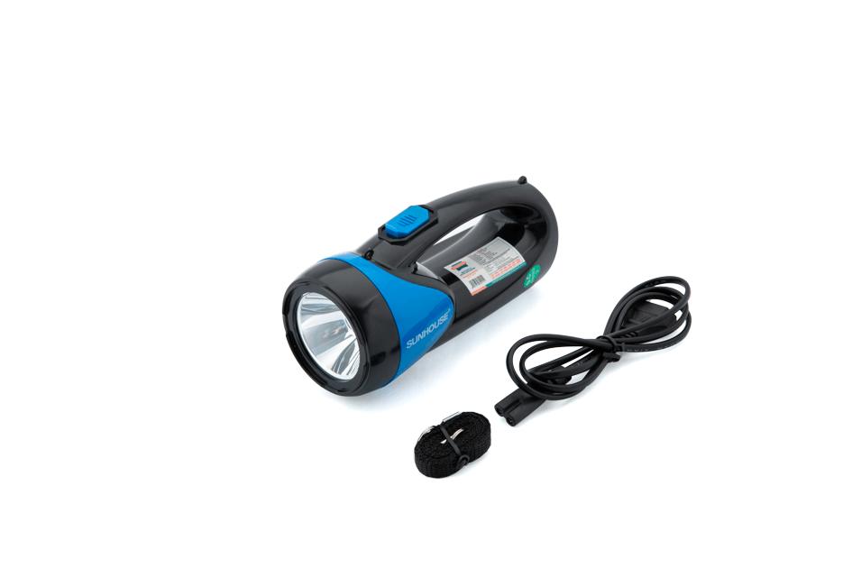 Đèn pin xách tay 2 chức năng SUNHOUSE SHE-8200 001