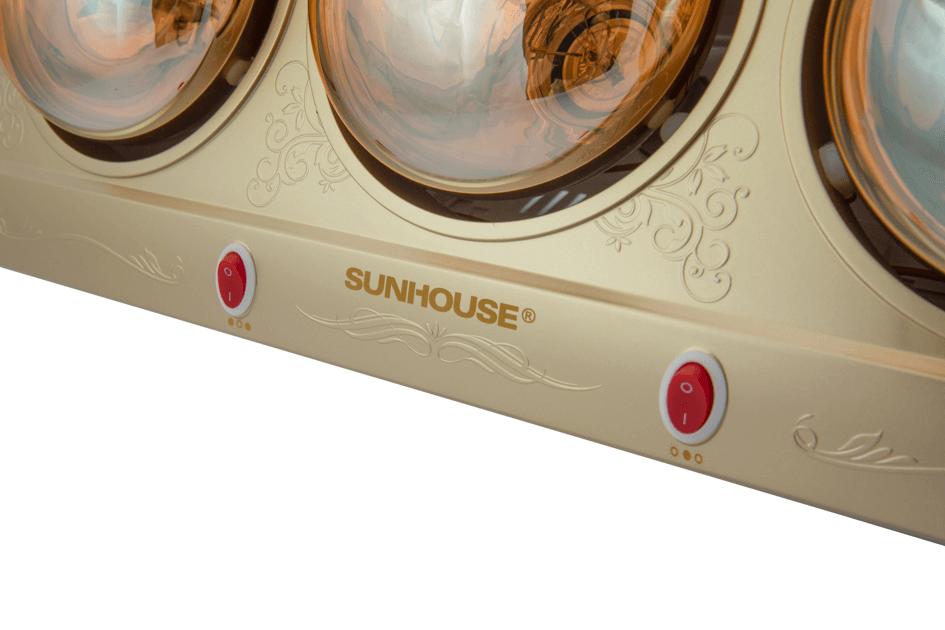 Đèn sưởi phòng tắm SUNHOUSE SHD3813 004