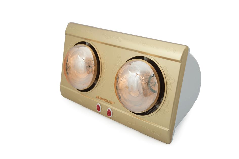 Đèn sưởi phòng tắm SUNHOUSE SHD3812 001