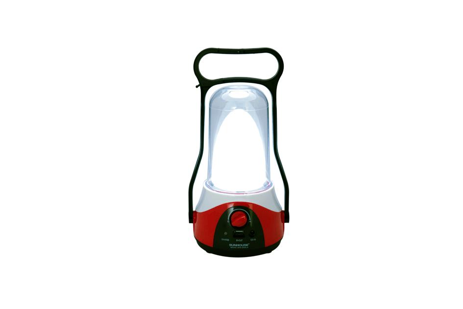 Đèn tích điện đa năng 360LED SUNHOUSE SHE-6036LA đỏ 005