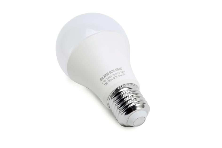 Bộ đèn LED thân nhôm SHE-LEDA60AL-A12W (trắng) 003