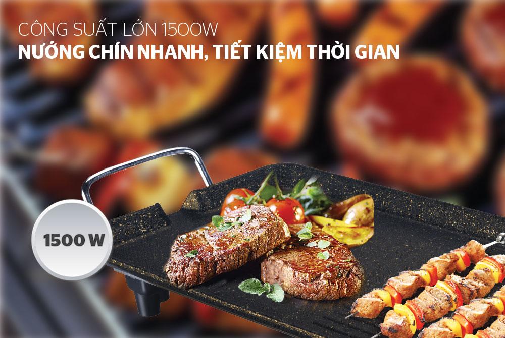 Bếp nướng điện HAPPY TIME HTD4606 04