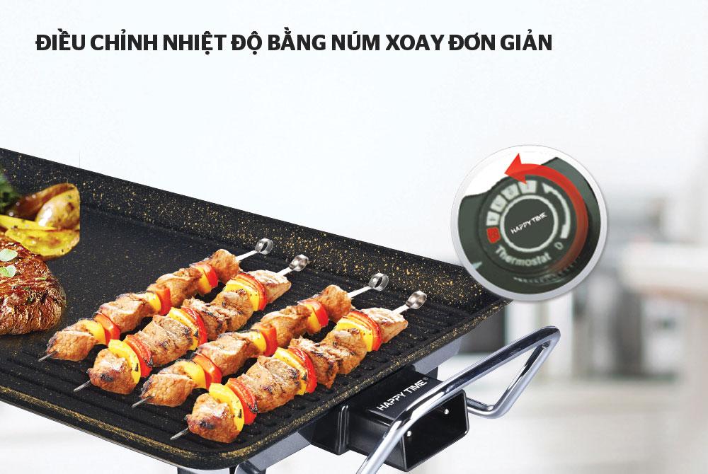 Bếp nướng điện HAPPY TIME HTD4606 05