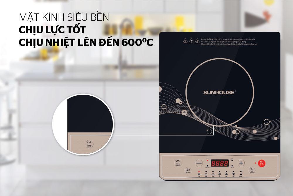 Bếp từ cơ SUNHOUSE SHD6149 01