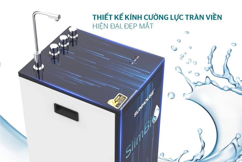 Máy lọc nước R.O 10 lõi SUNHOUSE SHA76213CK 3