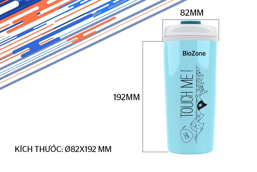 BÌNH CÁCH NHIỆT BIOZONE 500 ML KB-WA500P1BW 5