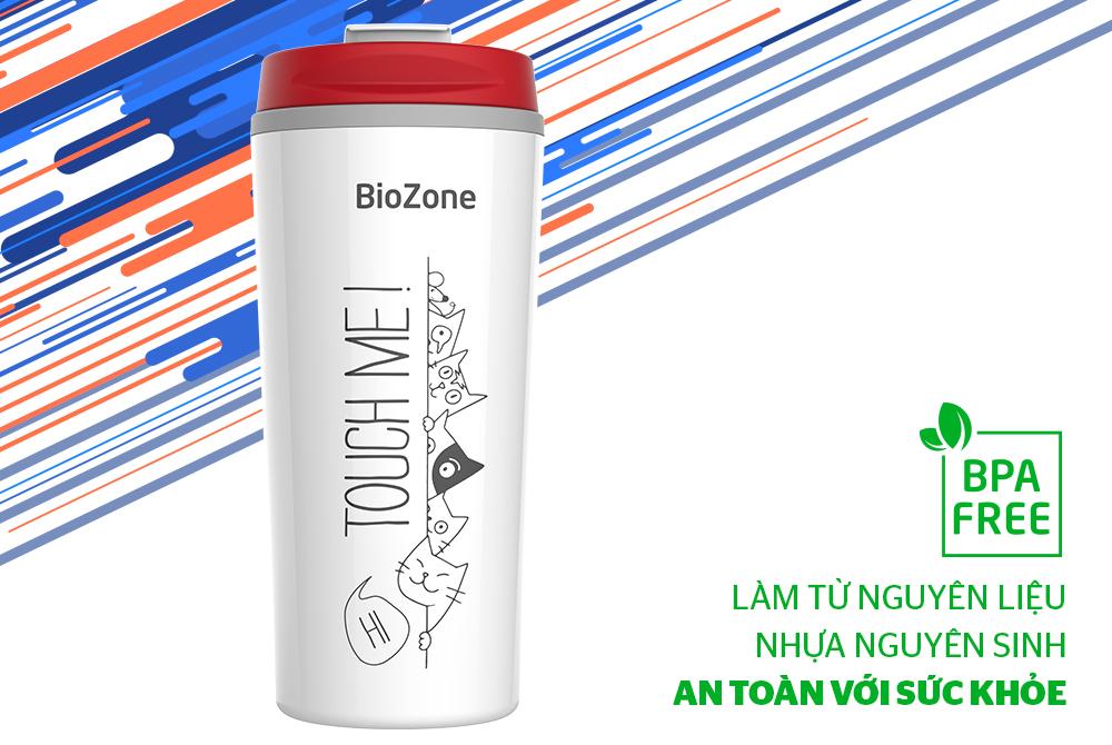 BÌNH CÁCH NHIỆT BIOZONE 500 ML KB-WA500P1WR 7