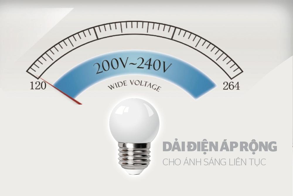 ĐÈN LED TRANG TRÍ HAPPYLIGHT HPL-01, MÀU TRẮNG 4