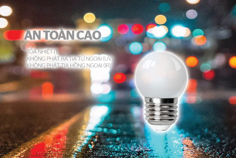 ĐÈN LED TRANG TRÍ HAPPYLIGHT HPL-01, MÀU TRẮNG 6
