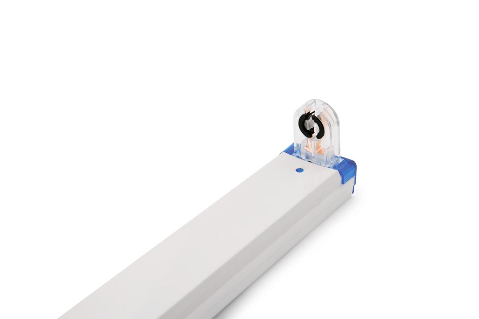 Máng đèn đơn đui liền HAPPY LIGHT HPE-MDLT8.ECO-1.2m 005
