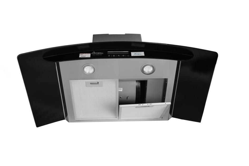 Máy hút mùi kính cong APEX APB6681-90C 004