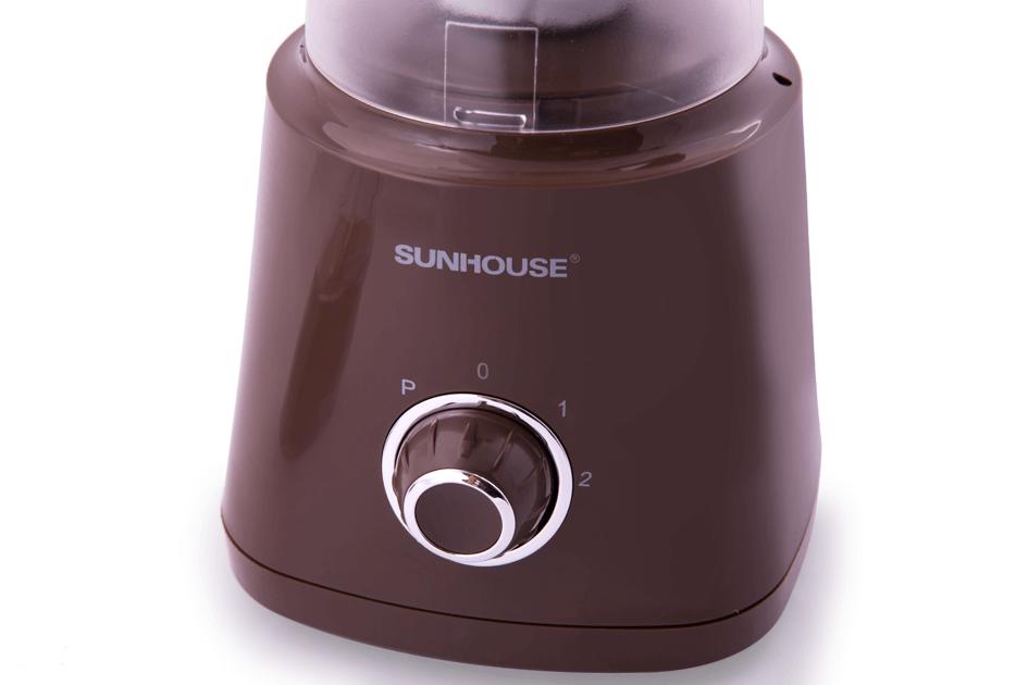 Máy xay sinh tố đa năng SUNHOUSE SHD5338 cà phê 005