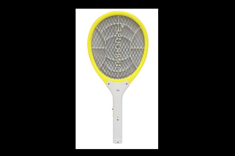Vợt muỗi SUNHOUSE SHE-E200 màu vàng 003