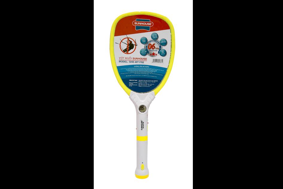 Vợt muỗi SUNHOUSE SHE-MT1702 001