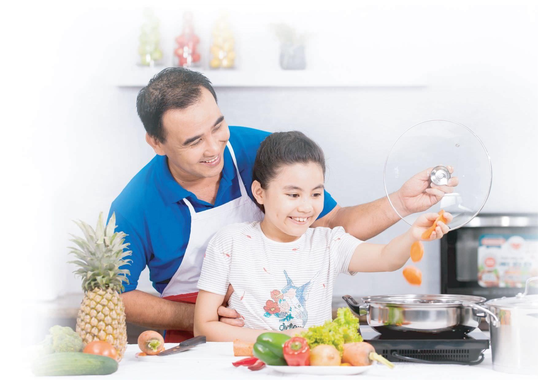 Giới thiệu ngành Đồ dùng nhà bếp - KITCHEN TOOLS