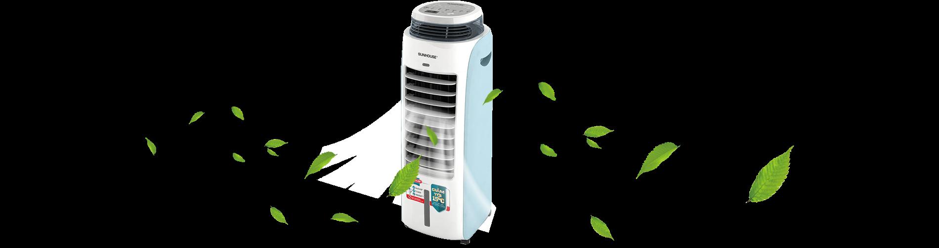 Giới thiệu về máy làm mát không khí