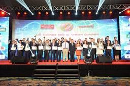 SUNHOUSE tiếp tục khẳng định vị thế thương hiệu gia dụng nhà bếp được tin dùng nhất với giải thưởng Tin & Dùng 2017