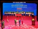 """SUNHOUSE vinh dự được nhận nhiều bằng khen cao quý của UBND TP Hà Nội trong """"Đêm doanh nghiệp 2018"""""""
